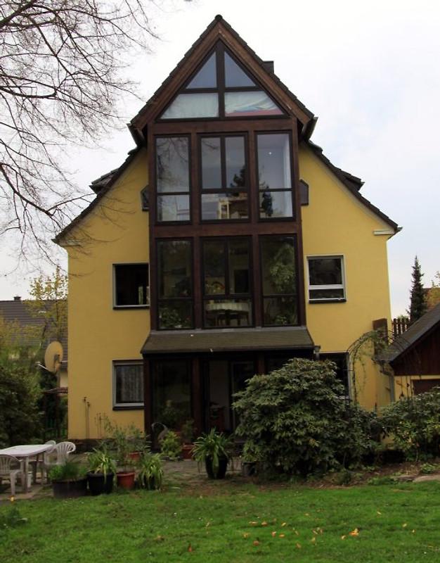 Fewo in chemnitz ruhige lage ferienwohnung in chemnitz - Wintergarten chemnitz ...
