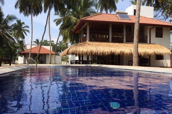 Sanjis The Seaside Cabanas in Rekawa, Tangalle - immagine 1