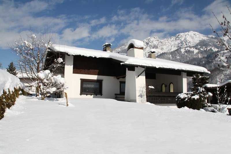 Haus Ganahl Winter