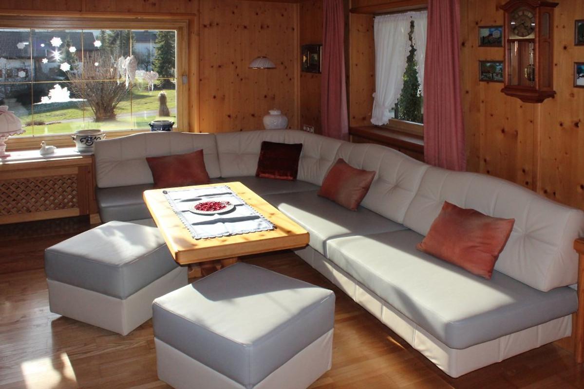 Haus ganahl in vandans frau m ganahl for Wohnlandschaft 8 personen