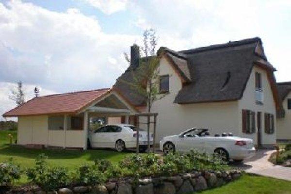 Das Ferienhaus mit Reetdach  en Am Schwarzen Busch -  1