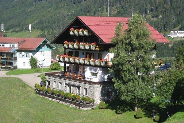 Apartementhaus De Baar en Riezlern -  1