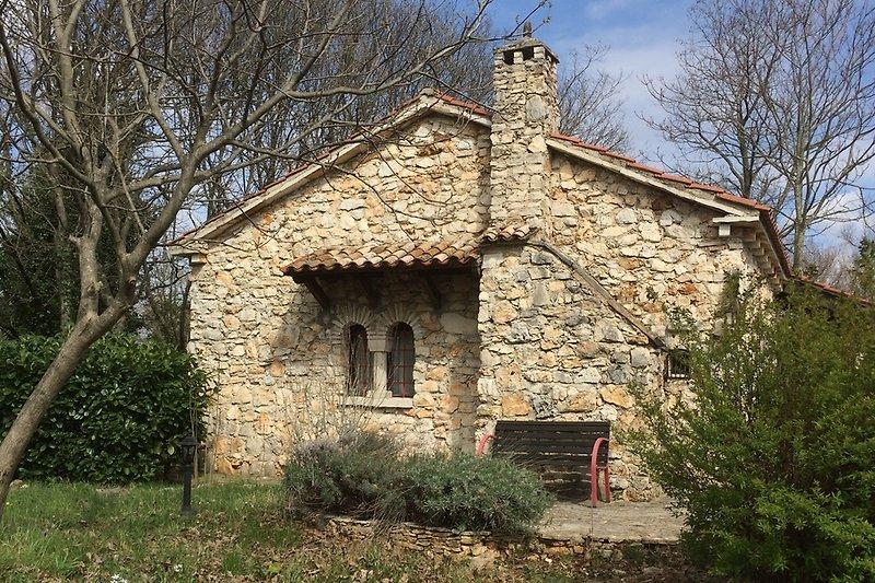 Frontseite Haus