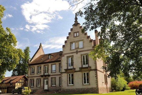 Casa Bancalis baronesa Teresa **** en Gerstheim - imágen 1