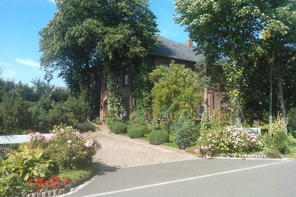 Pension Alte Dorfschule à Kaiser-Wilhelm-Koog - Image 1