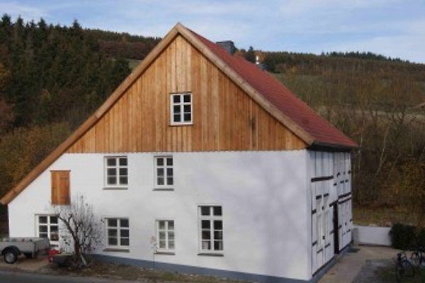 Landhaus Diemelsee Nebenhaus à Marsberg - Image 1