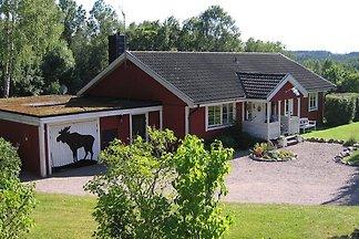 Domek letniskowy Ferienhaus Solgarden  Vimmerby