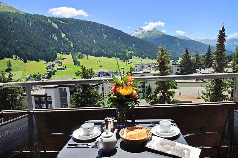 Ferienwohnung Parkareal en Davos Platz - imágen 2