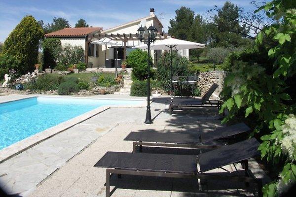 Villa Cabane de Berger en Pouzols Minervois - imágen 1
