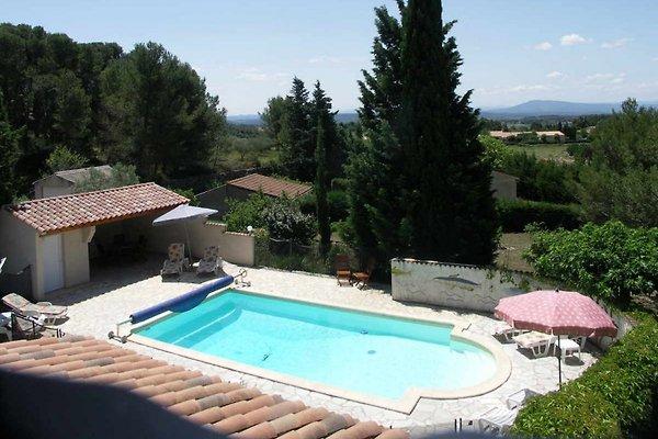 Villa la mancha in Azillanet - Bild 1