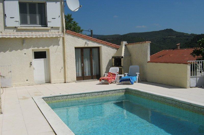 Villa Coté Colline in Lamalou-les-Bains - immagine 2