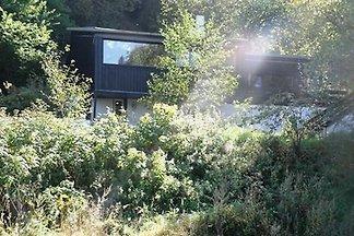 Ferienhaus Sauerland Sauna am Wald