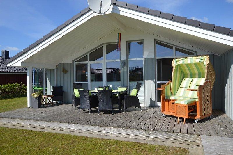 Ferienhaus Nordseeluft à Wesselburenerkoog - Image 2