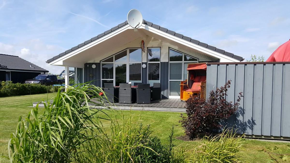 House Nordseelicht Holiday Home In Wesselburenerkoog
