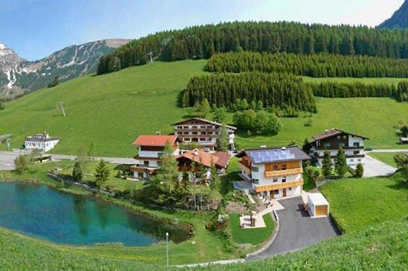 Residence Sonnleiten am kleinen Berwanger Bergsee