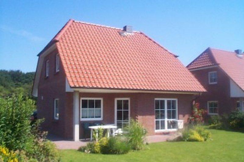 Haus Anna-Jana Gartenansicht