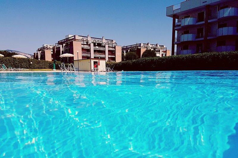 Pool Etrusco  Loredanaflat