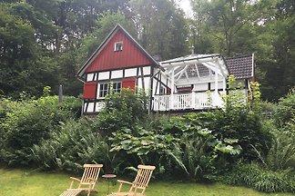 Romantisches Fachwerk-Ferienhaus