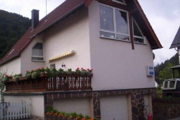 Haus m. Balkon