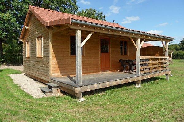 Parc de vacances Le Champ Radis à Marigny sur Yonne - Image 1