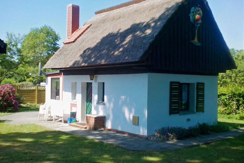 Ferienhaus am Schweriner See