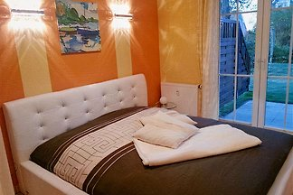 1 Raum Apartment D9 mit Terrasse
