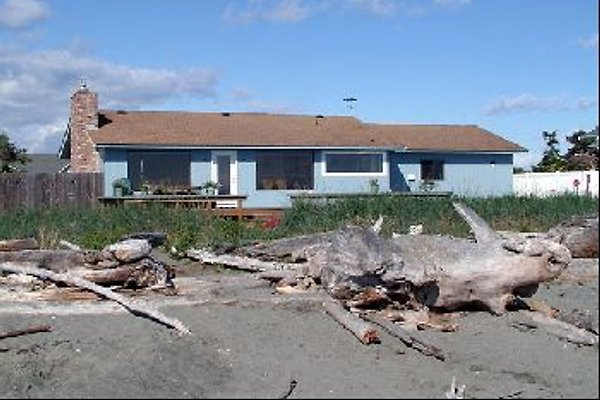 3 Crabs Beach House  en Sequim -  1