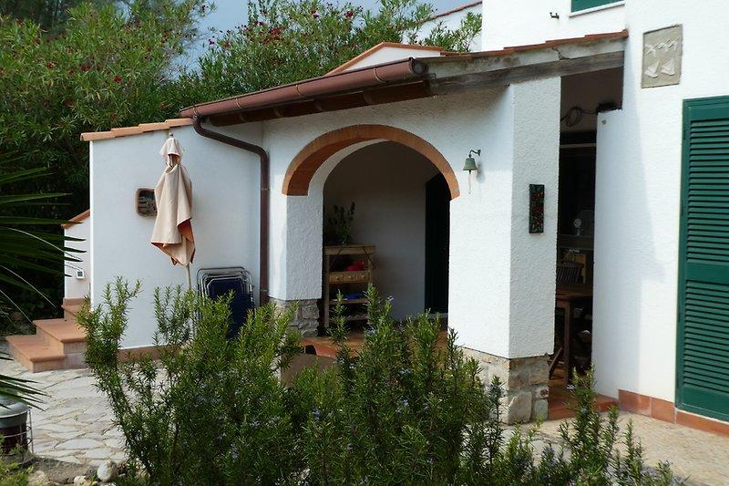Casa Lido - Loggia