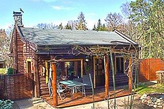 Domek letniskowy Cottage on the forest