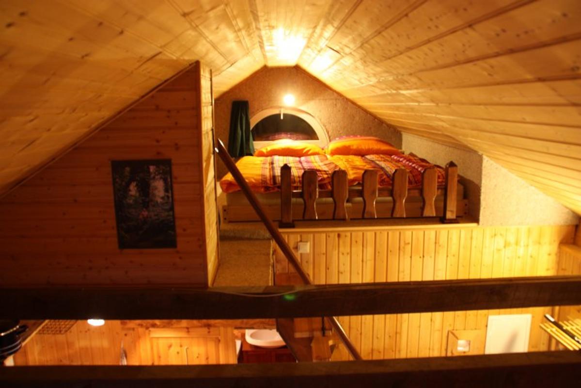 norwegisches haus am wald und see ferienhaus in neuruppin mieten. Black Bedroom Furniture Sets. Home Design Ideas