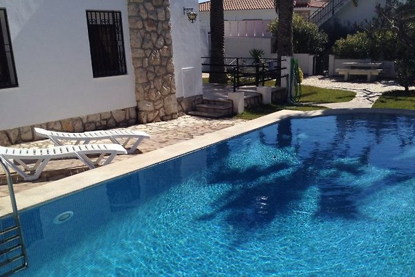 Villa Hortensias (HUTTE-000501) à Alcanar - Image 1