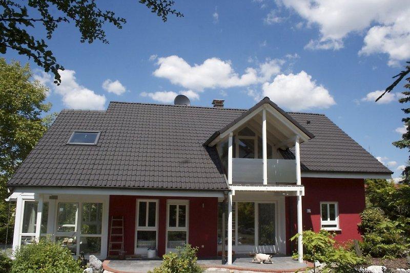 Villa Rozier - Wohlfühlvilla in Ostrach