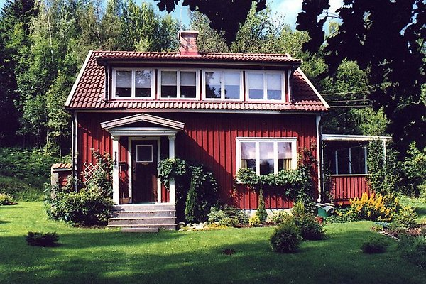 Haus in Schweden direkt am See in Vetlanda - Bild 1