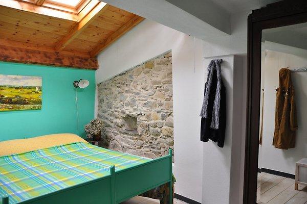 Schlafzimmer mit Doppelbettmit Doppelbett