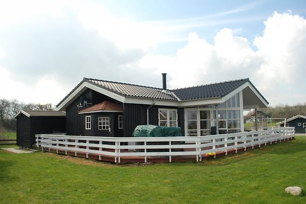 Ferienhaus Lavensby Strand in Lavensby Strand - picture 1