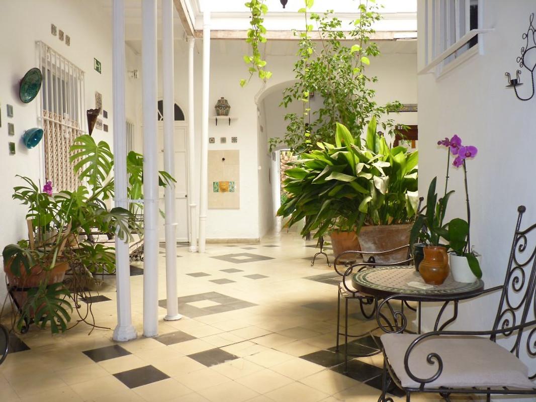 stadtwohnungen in der casa rosaleda ferienwohnung in