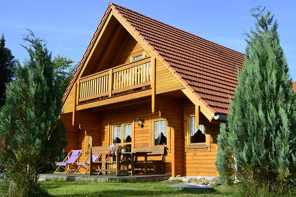 Urlaub im Bayerwaldblockhaus in Philippsreut - Bild 1