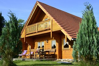 Holiday in the Bavarian Forest Lodge