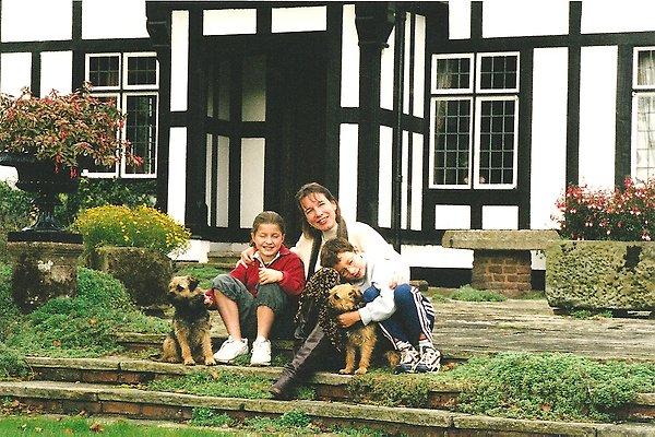 Famiglia C. Whitehouse