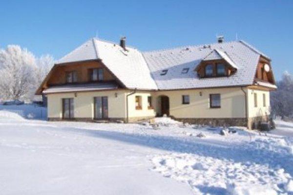 Haus Sonne begrüsst Sie zum Winterurlaub in Nove Hute