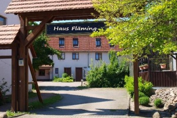 Haus Fläming - Gruppenhaus à Dahnsdorf-Planetal - Image 1