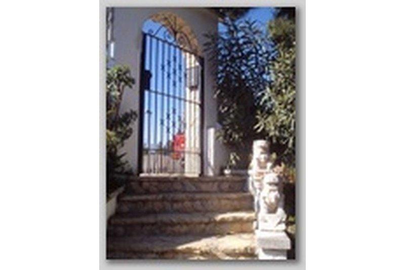 Eingang kl. Treppe