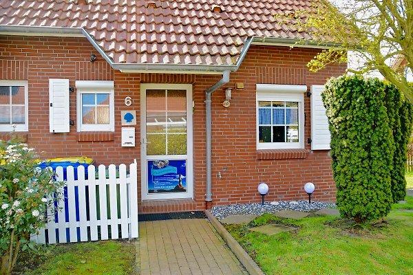 Ferienhaus Austernperle à Neßmersiel - Image 1