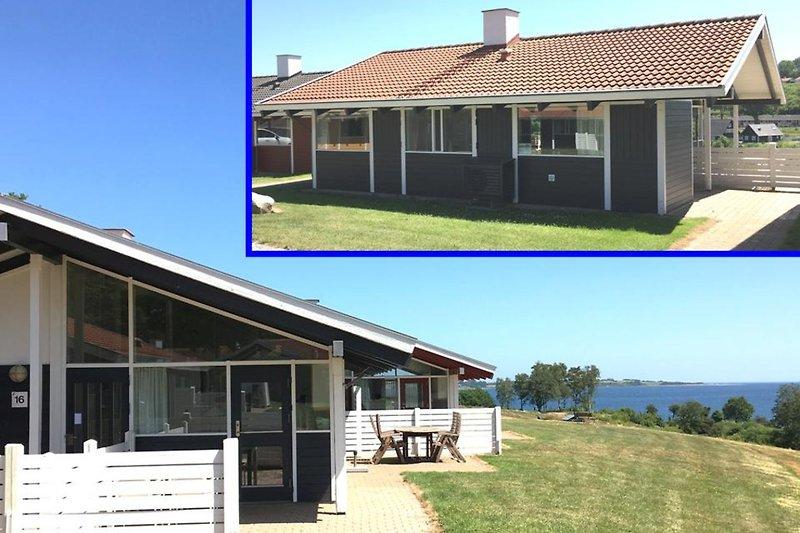 Ferienhaus No. 95623 - auch Ferienhaus Nr. 16 genannt - in hoher Qualität. Super Panoramablick ! Nur etwa 30 km nördlich der Bundesgrenze