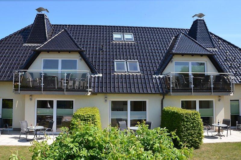 Ferienapartementhaus Vincent mit 6 Ferienwohnungen + 1 kl. Ferienhaus