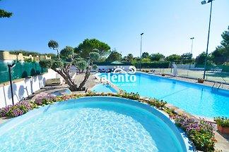 Villa Belen avec piscine