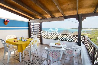 Casa Ezio 2 PPVM avec vue sur mer