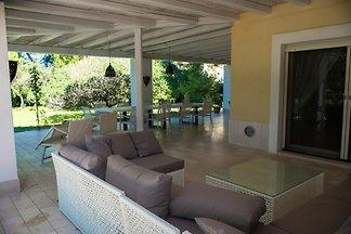 Villa DIANA 4 con giardino