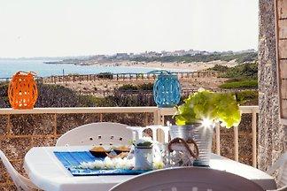 Villa Santina con vistas al mar