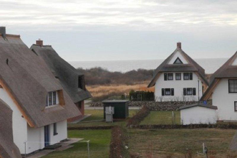 ... und herrlichem Blick auf die Ostsee.